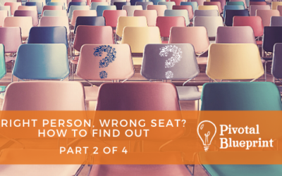 Can You Relate: Right Person, Wrong Seat? Part 2