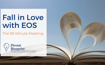 Fall In Love with EOS: The 90-Minute Meeting
