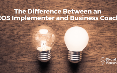 The Difference Between an EOS Implementer and Business Coach