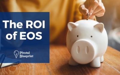 The ROI of EOS