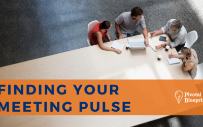 Finding Your Meeting Pulse