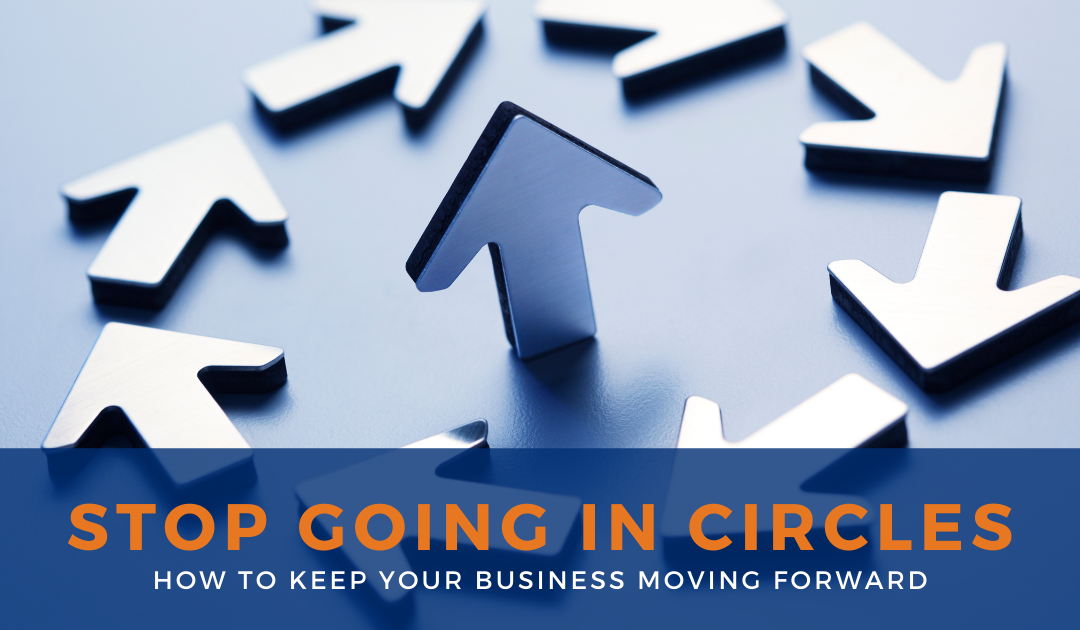 Stop Going in Circles Blog Image