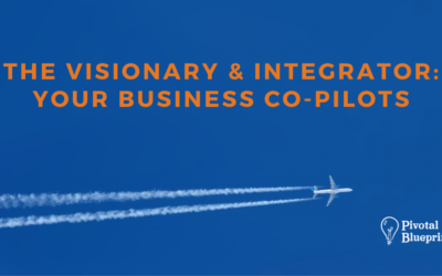The Visionary & Integrator: Your Business Co-Pilots